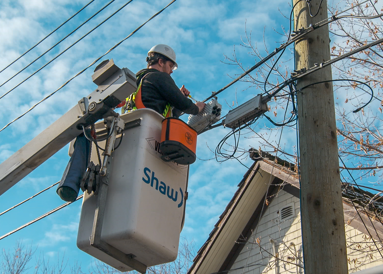 The Economy Builders – Shaw Communications