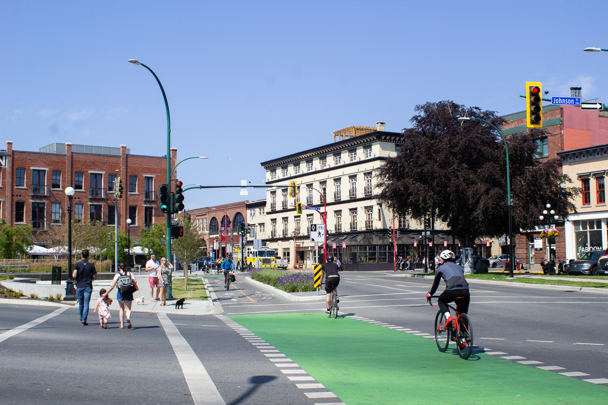 The Economy Builders: City of Victoria